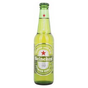 Heineken Lager 5% Vol. 24x0,33l