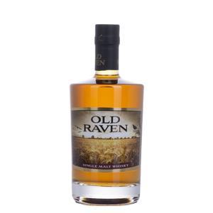 Old Raven Triple Distilled Single Malt Whisky 41,7% Vol. 0,5l