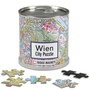 City Puzzle Magnets Wien - Puzzle