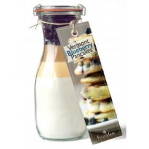 Mischung für Vermont Blueberry Pancakes - 250 ml mit Rezept