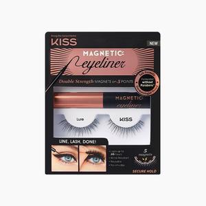 KISS Magnetic Eyeliner & Lash Kit Lure