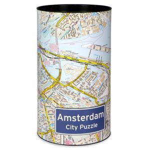 City Puzzle Amsterdam - Puzzle