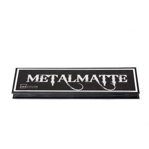 Schminkset Color Magic Studio Metalmatte Lidschatten Palette