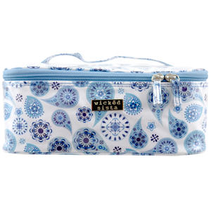 WS Pretty Paisley Medium Beauty Case - Kosmetiktasche