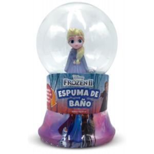 Disney Frozen - Die Eiskönigin Elsa Schaumbad 300ml Schneekugel