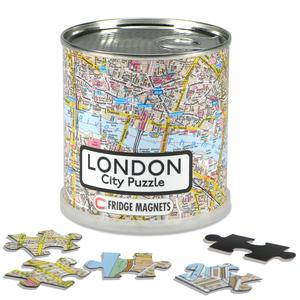 City Puzzle Magnets London - Puzzle