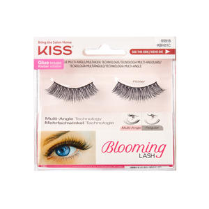 KISS Blooming Lashes Peony Wimpern