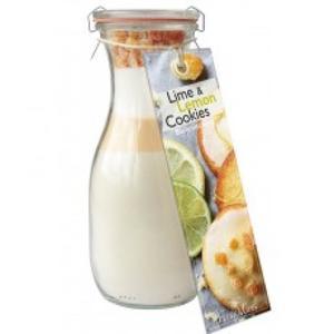 Mischung für Lime & Lemon Cookies - 250 ml mit Rezept