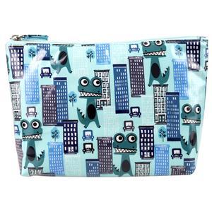 WS Monsters in Town Medium Travel Bag - Kosmetiktasche