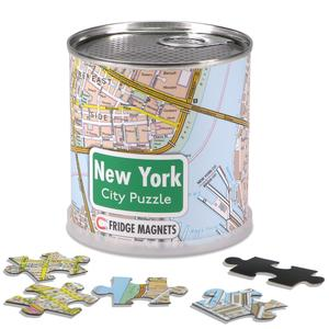 City Puzzle Magnets New York - Puzzle