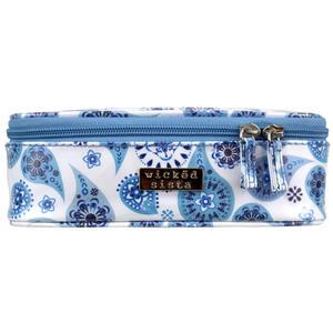 WS Pretty Paisley RectAngle Brush Bag - Kosmetiktasche