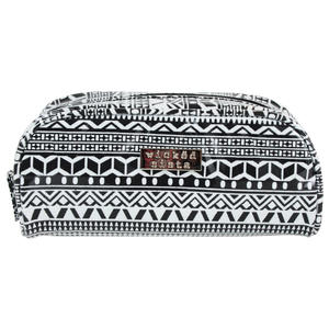 WS Aztec Small Round Top Cos Bag - Kosmetiktasche