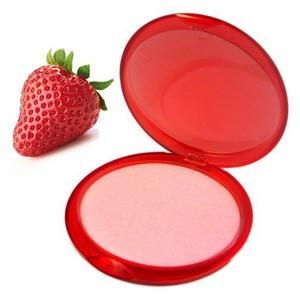 Seifenblättchen - Papierseifen Erdbeere
