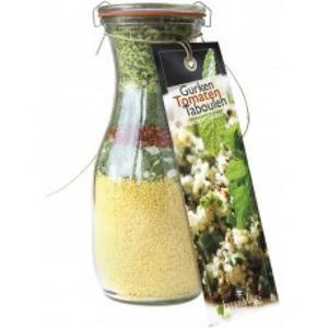 Mischung für Gurken Tomaten Tabouleh - 250 ml mit Rezept