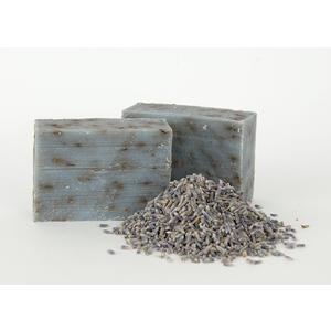 Handgeschöpfte Lavendelseife 100g