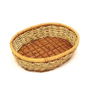 Rope-Brotkorb oval