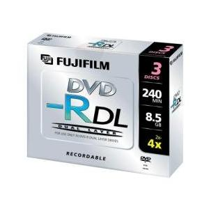 DVD-R Double Layer JC 3