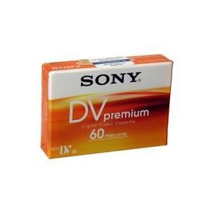 SONY MiniDV 60