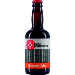 Brauschneider - Brown Ale 0,33l 12er