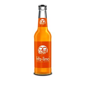 fritz-limo orange 0,33l 12er inkl. Pfand
