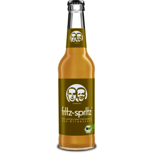 fritz-spritz bio-apfel 0,33l 12er inkl. Pfand