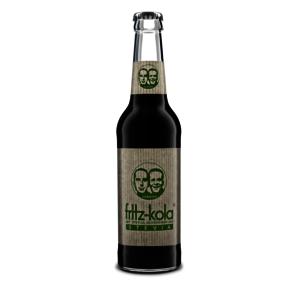 fritz-kola weniger zucker 0,33l 12er inkl. Pfand