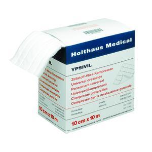 Holthaus Ypsivil Zellstoff-Vlies-Kompresse Einseitige Vliesauflage (17010)