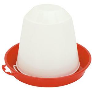 Kerbl Kunststoff-Tränke, 3,5 l für Küken und Hühner (70203)