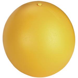 Kerbl Hundespielball Ø 30 cm, gelb, aus Kunststoff (82274)