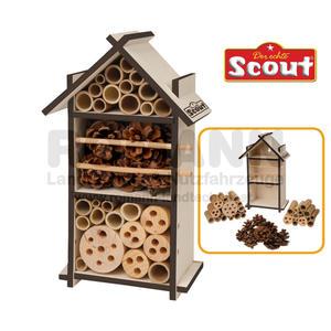 Scout Insektenhotel inkl. Füllmaterial
