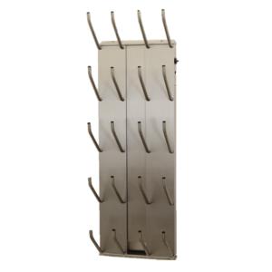 BORA® E-Schuhtrockner 10 Paar - Edelstahl