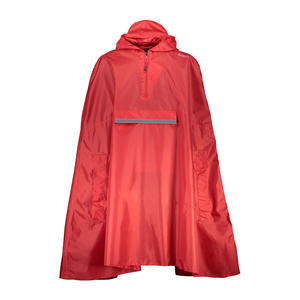 38X7967 U CAPE FIX HOOD RAIN PONCHO