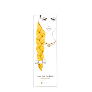 Good Hair Day Pasta – Treccia d'Oro