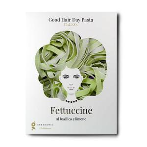 Good Hair Day Pasta Fettuccine al basilico e limone