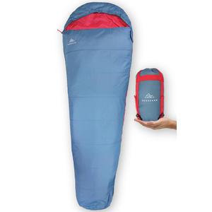 Ultraleichter Sommer-Schlafsack, leicht dünn kleines Pack-Maß, Reise