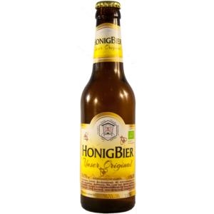 BIO Honigbier - Unser Original !