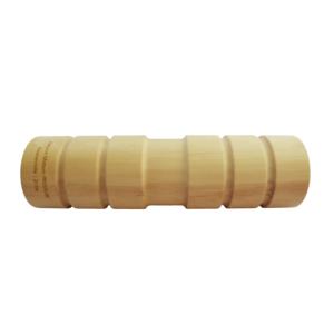 Holz-Faszienrolle (Zirbe) inkl. Faszienball | PREMIUM (mit leichten Macken) - Corpus Motum