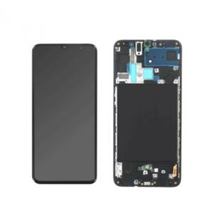 Samsung Galaxy A70 (SM-A705F) LCD Display schwarz