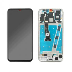 Huawei P30 Lite Display + Touchscreen + Rahmen weiß