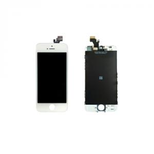 LCD Display + Touchscreen Einheit für iPhone 5 weiss