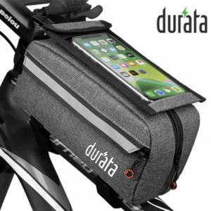 Durata Universal Fahrrad-Telefonhalterungstasche schwarz