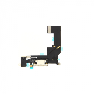 Ladebuchse Audio Flex Kabel für iPhone SE weiss