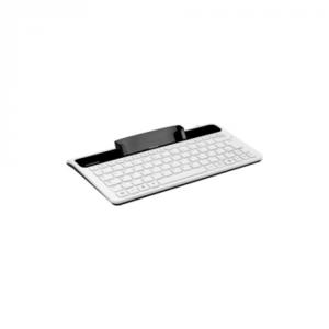 Samsung ECR-K10DWE Tastatur Dock QWERTZ für Galaxy Tab P1000 7 weiß bulk