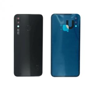 Huawei P20 Lite Akkudeckel inkl. Fingersensor, Schwarz