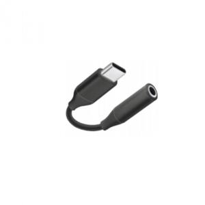 Samsung USB-C zu Headset 3.5mm-Klinke Jack Adapter schwarz (EE-UC10)