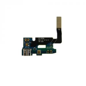 Samsung N7100 Galaxy Note 2 Ladeanschluß Stecker Flex + Mikrofon