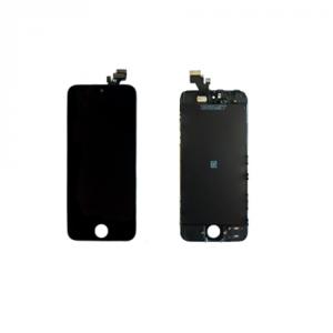 LCD Display + Touchscreen Einheit für iPhone 5 schwarz