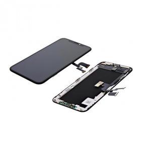 Apple LCD Display Komplett Set OLED iPhone Xs schwarz