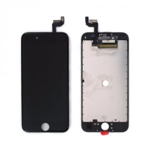 LCD Display + Touchscreen Einheit für iPhone 6s schwarz