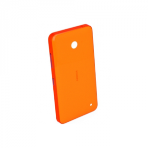 Nokia CC-3079 Akkudeckel Shell für Lumia 630/635 bright orange